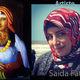 Saida Fati  سعيدة فاتي - Mona lisa Marocaine Amazigh berbère [Saida Fati] (Gioconda / Mona Lisa)