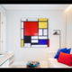 Sara Ezzair - Reproduction Mondrian