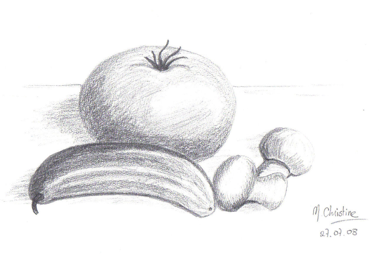 Schmucker Marie-Christine Légumes