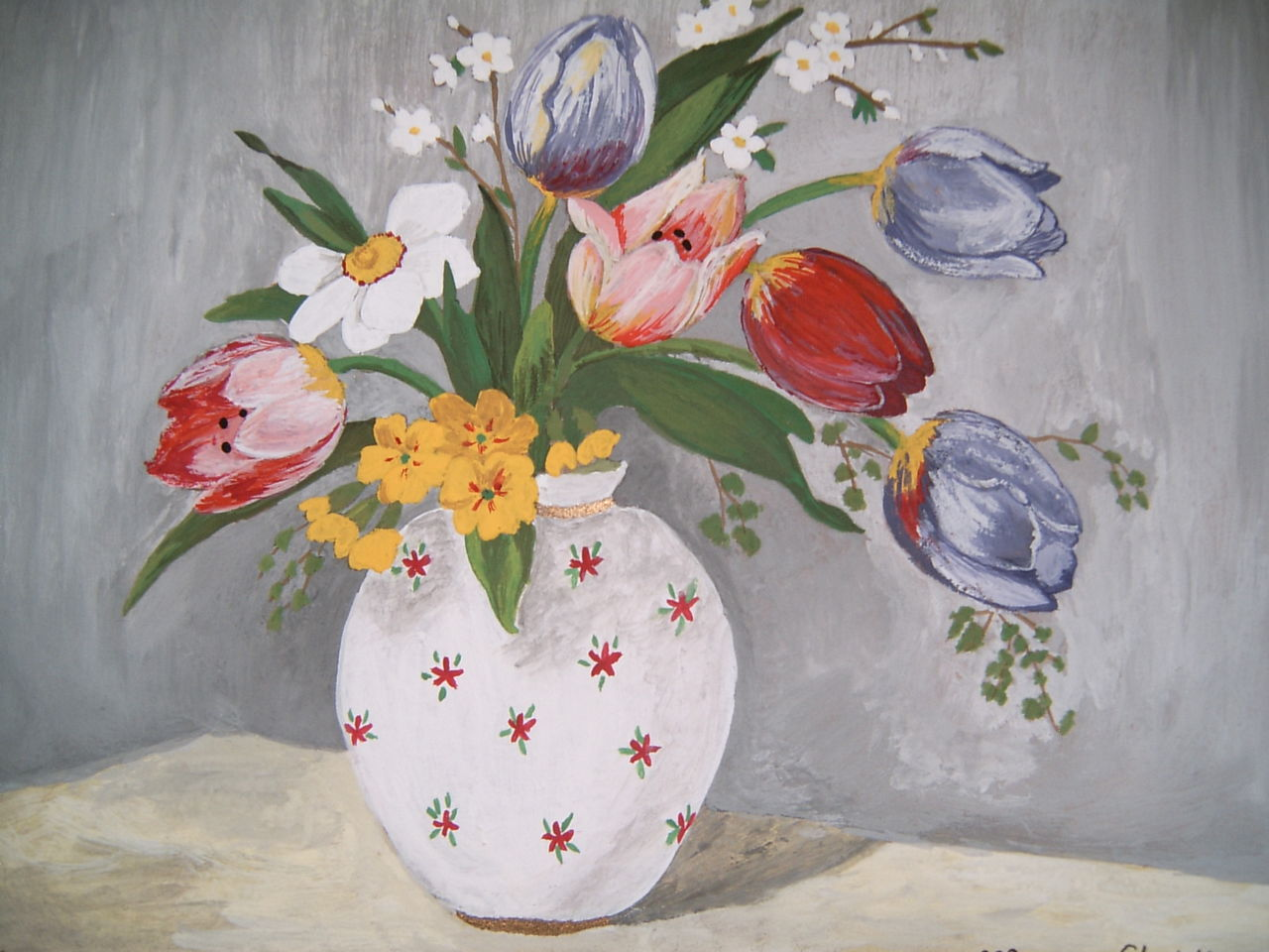 Schmucker Marie-Christine Bouquet