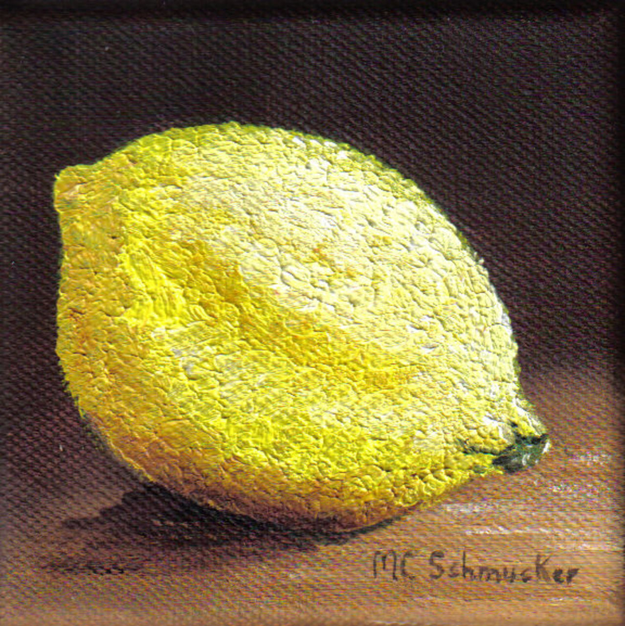 Schmucker Marie-Christine Citron