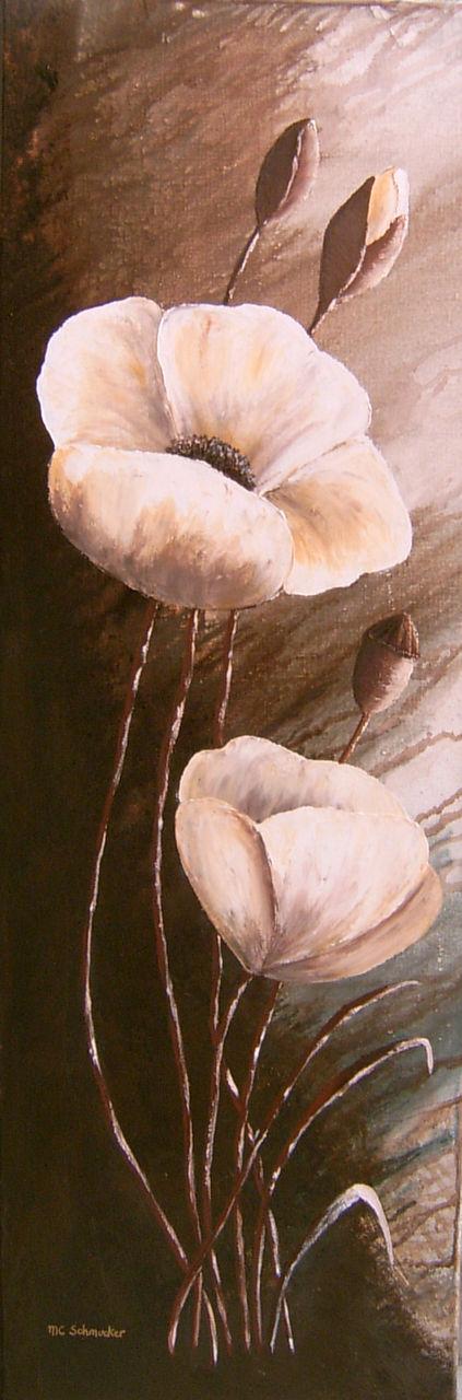 Schmucker Marie-Christine Fleurs blanches