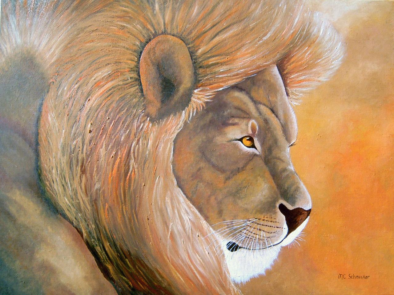 Schmucker Marie-Christine Lion