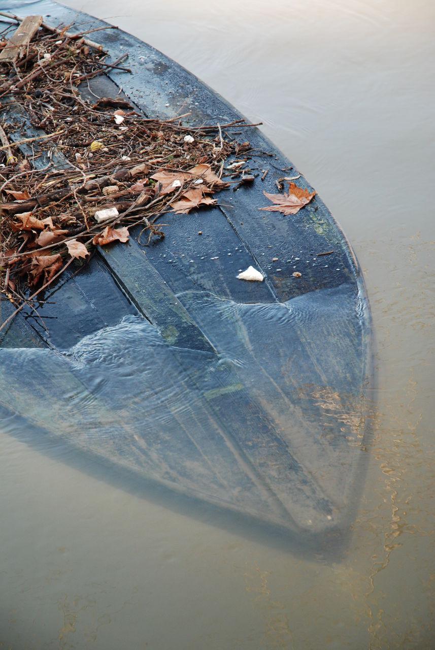 sophie ossedat barque submergée