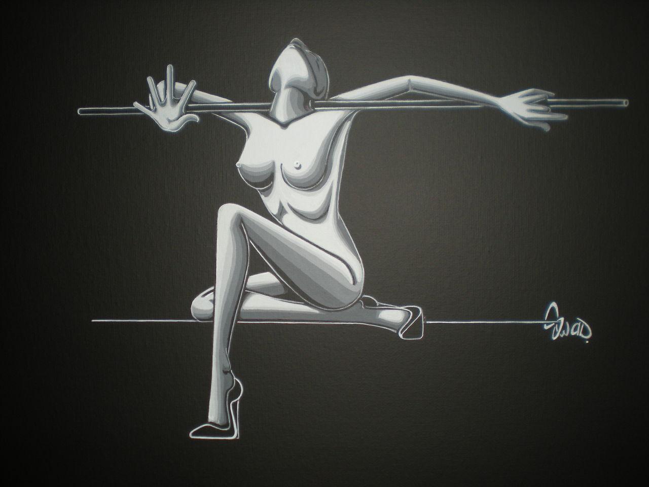 souad halima-rihoum dit SWAD en tant qu'artiste LA PAUSE !!!!