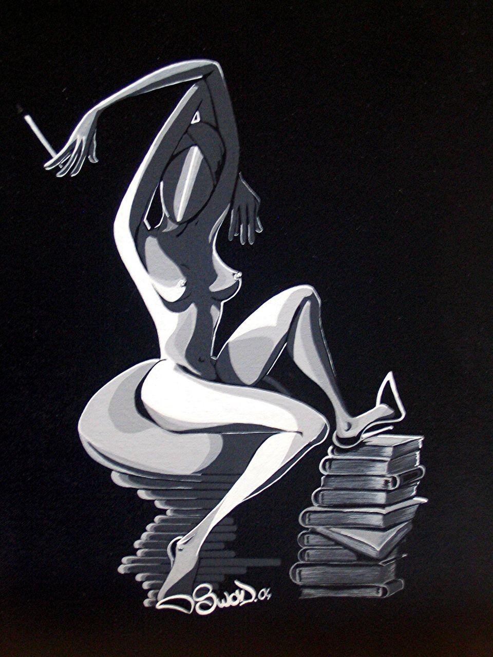 souad halima-rihoum dit SWAD en tant qu'artiste Les livres
