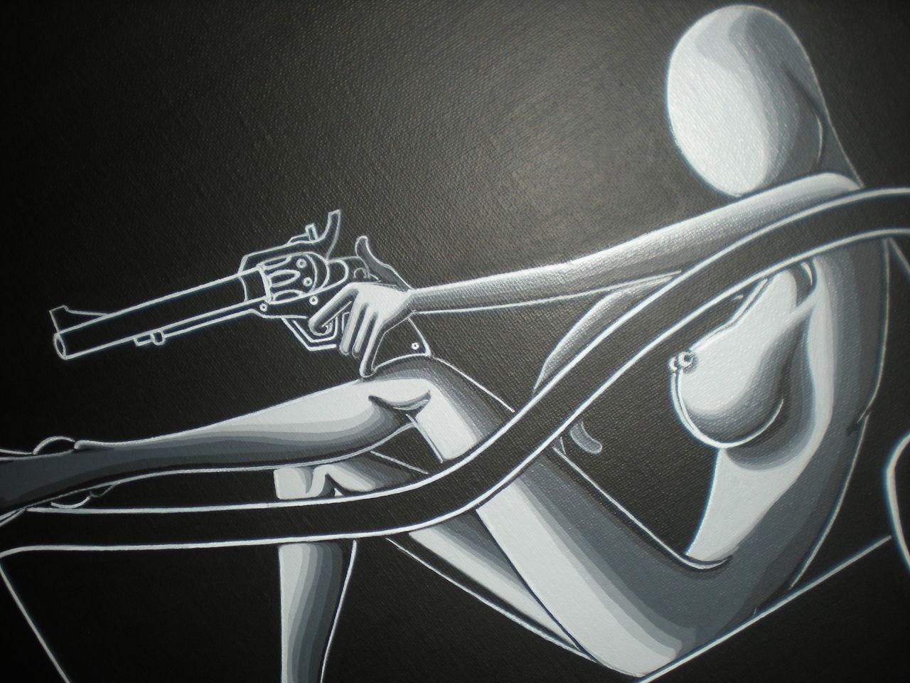 souad halima-rihoum dit SWAD en tant qu'artiste PARANO
