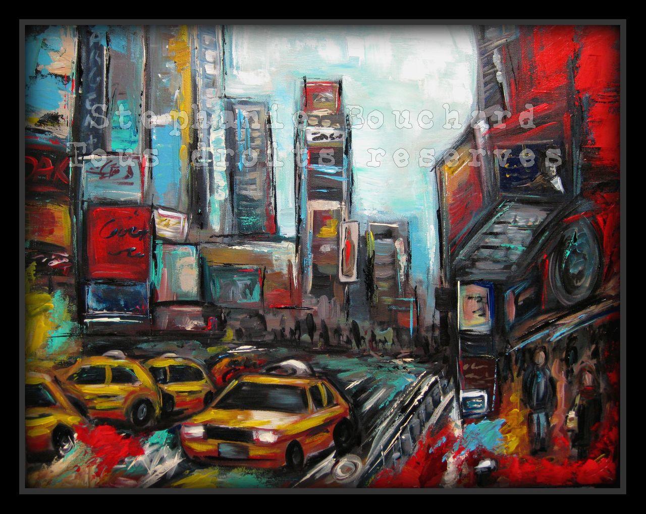 Stéphanie Bouchard New York, New York