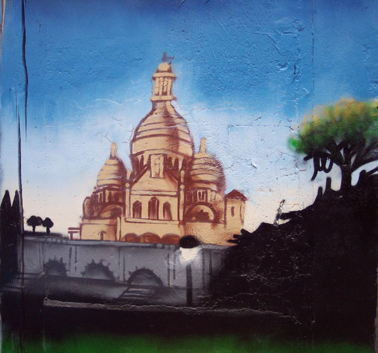 stiankr oner Elysee Montmartre