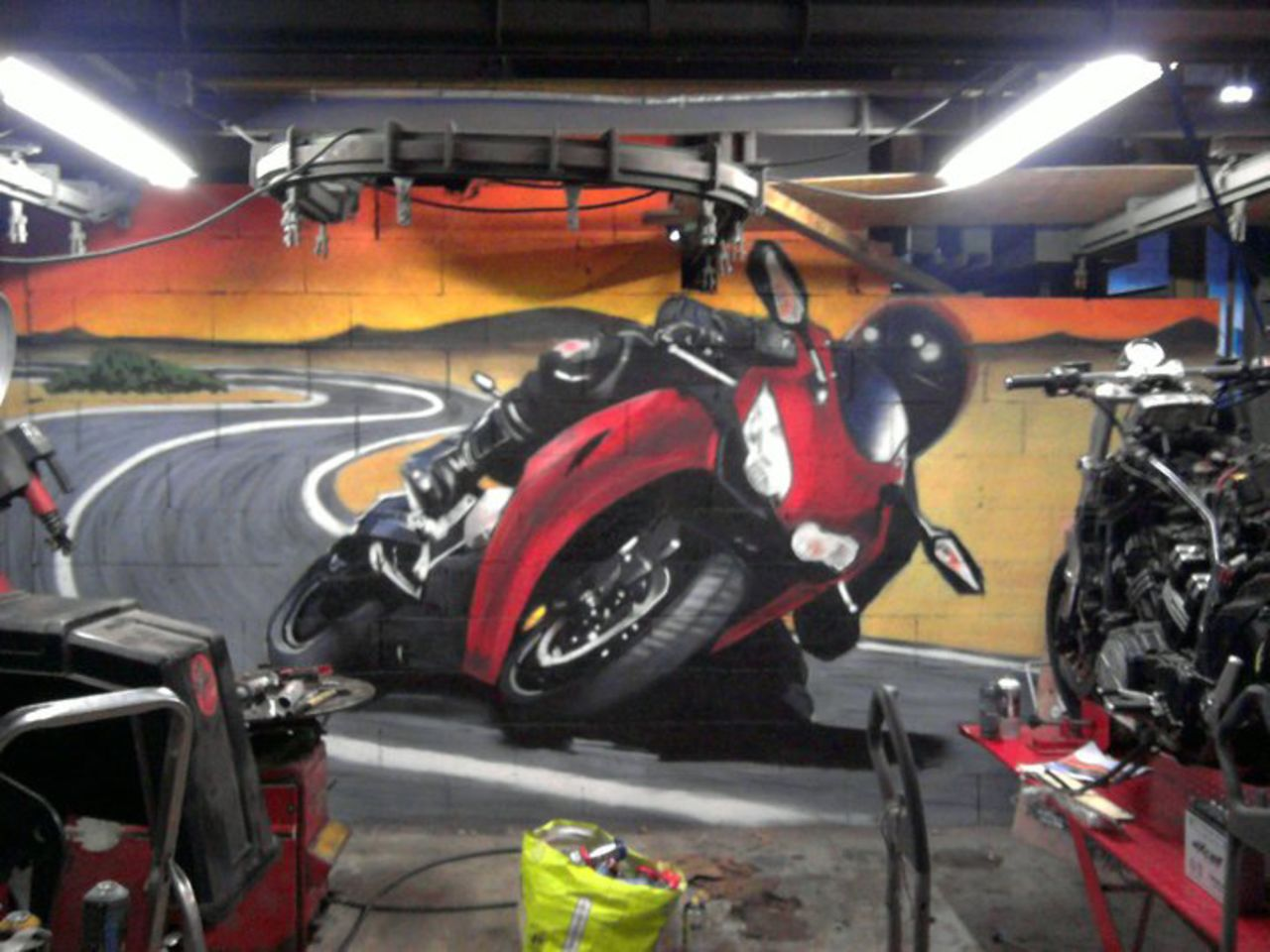 stiankr oner Moto Course