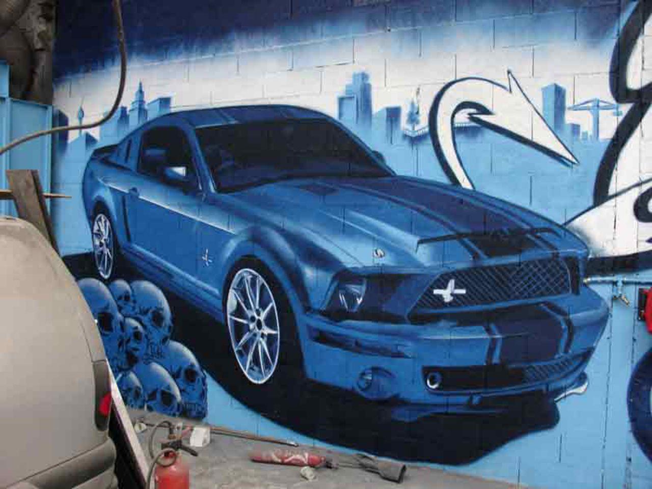 stiankr oner Mustang Shelby