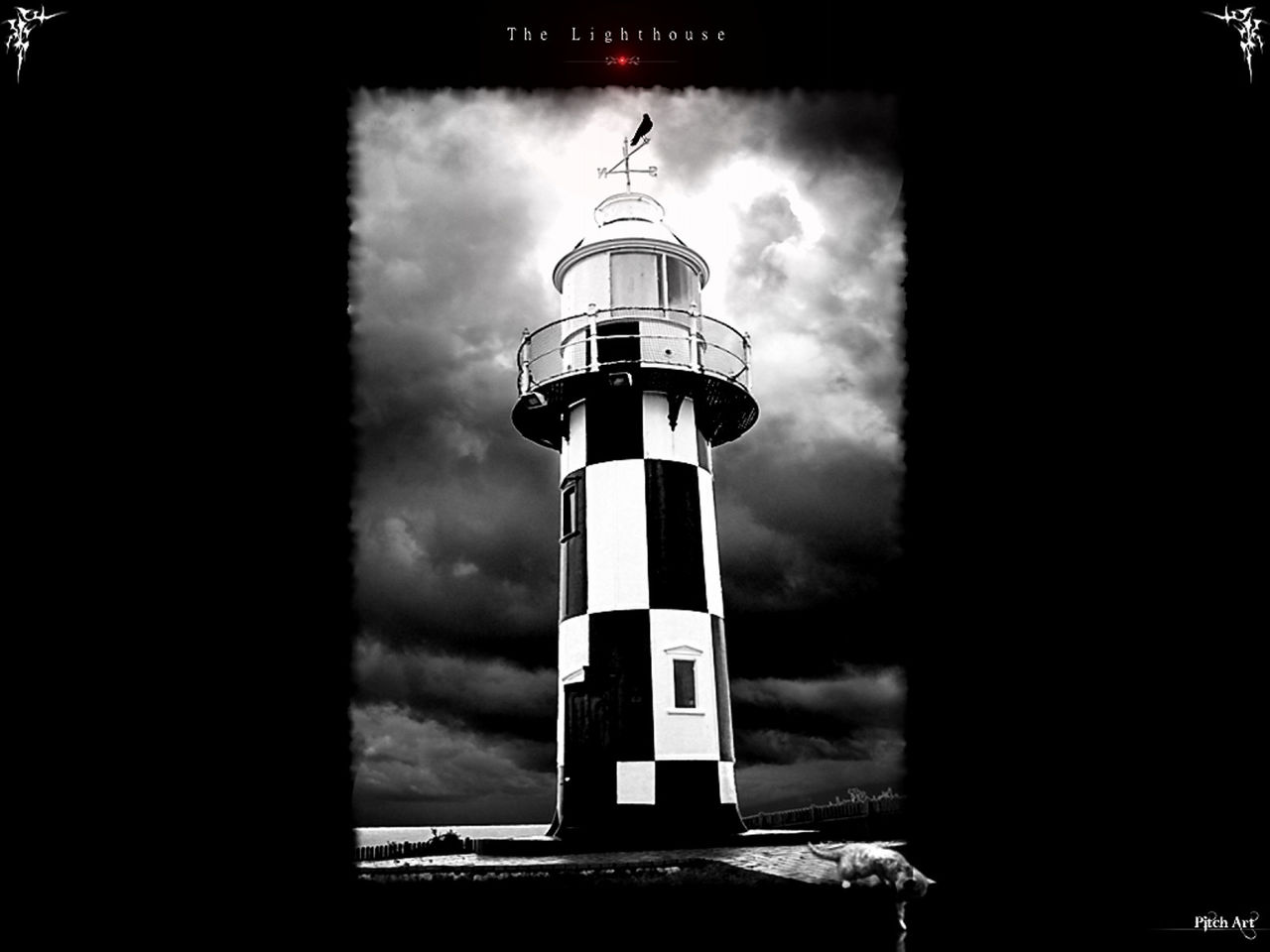 Studio Pitch Art The Lighthouse