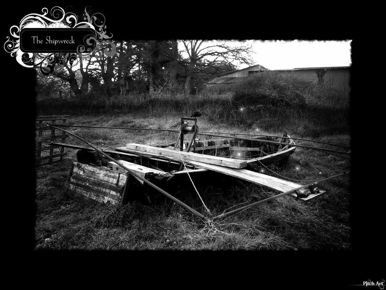 Studio Pitch Art The Shipwreck