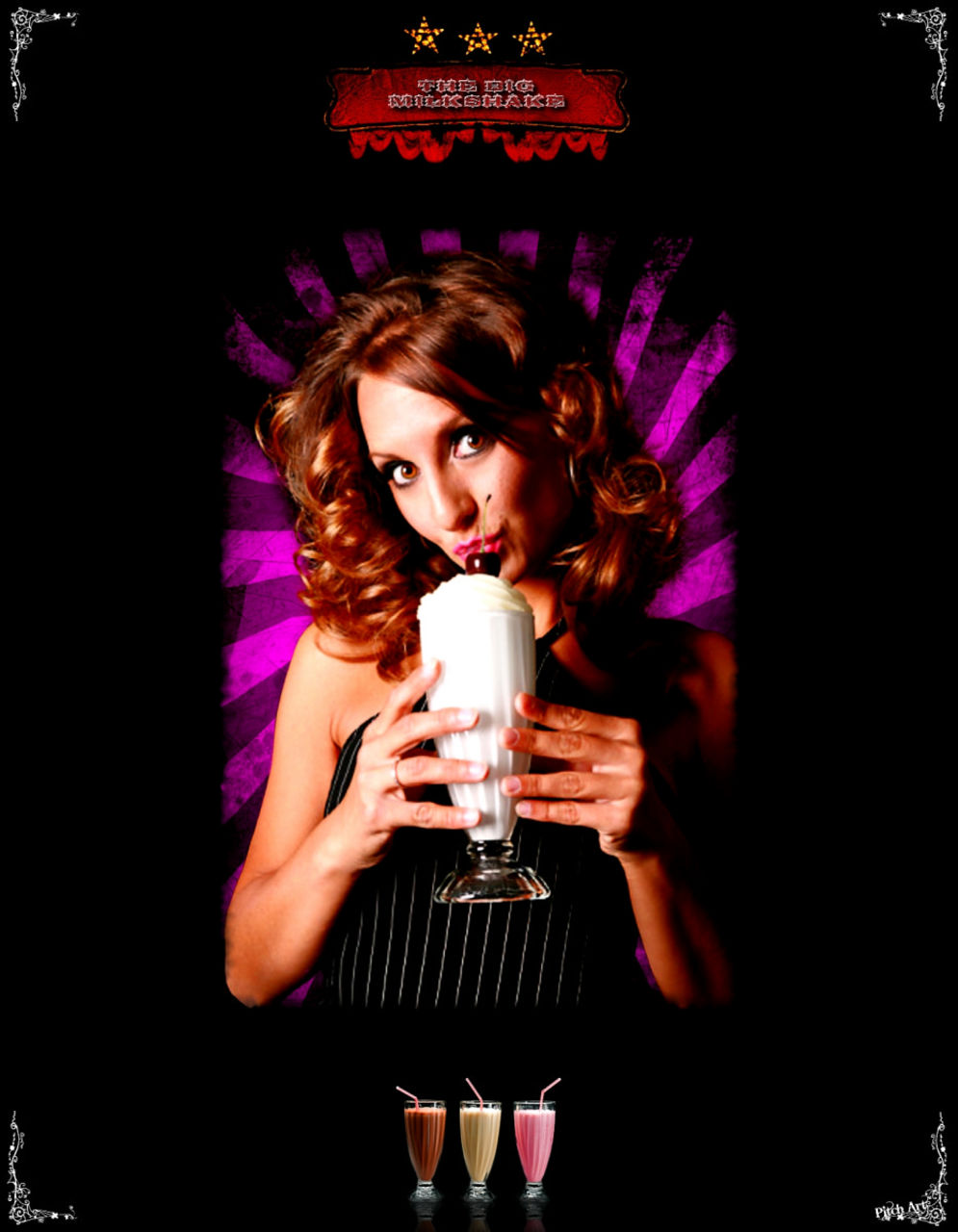 Studio Pitch Art The Milkshake For The Adults