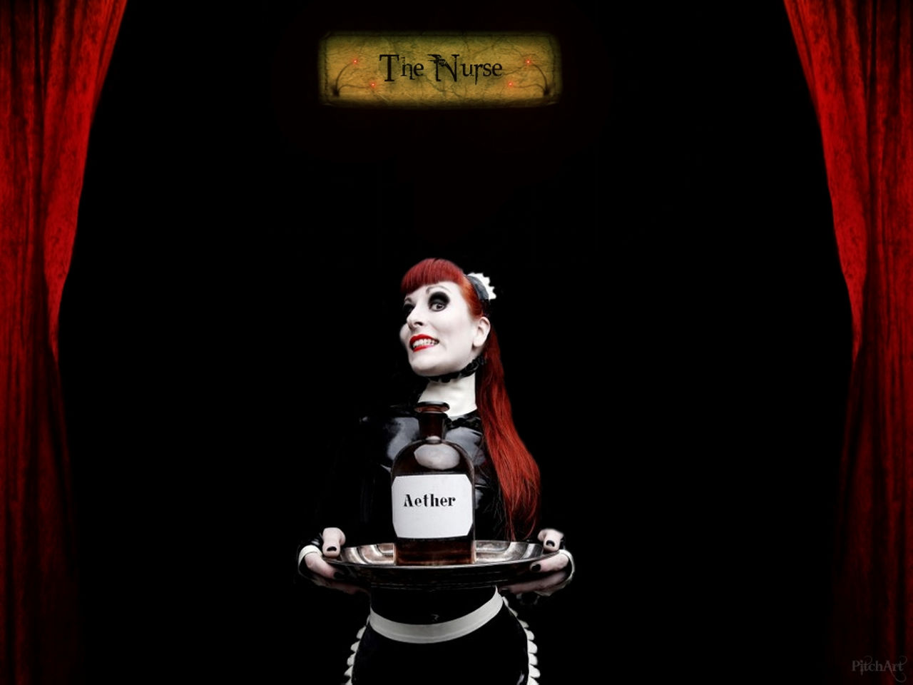 Studio Pitch Art The Nurse