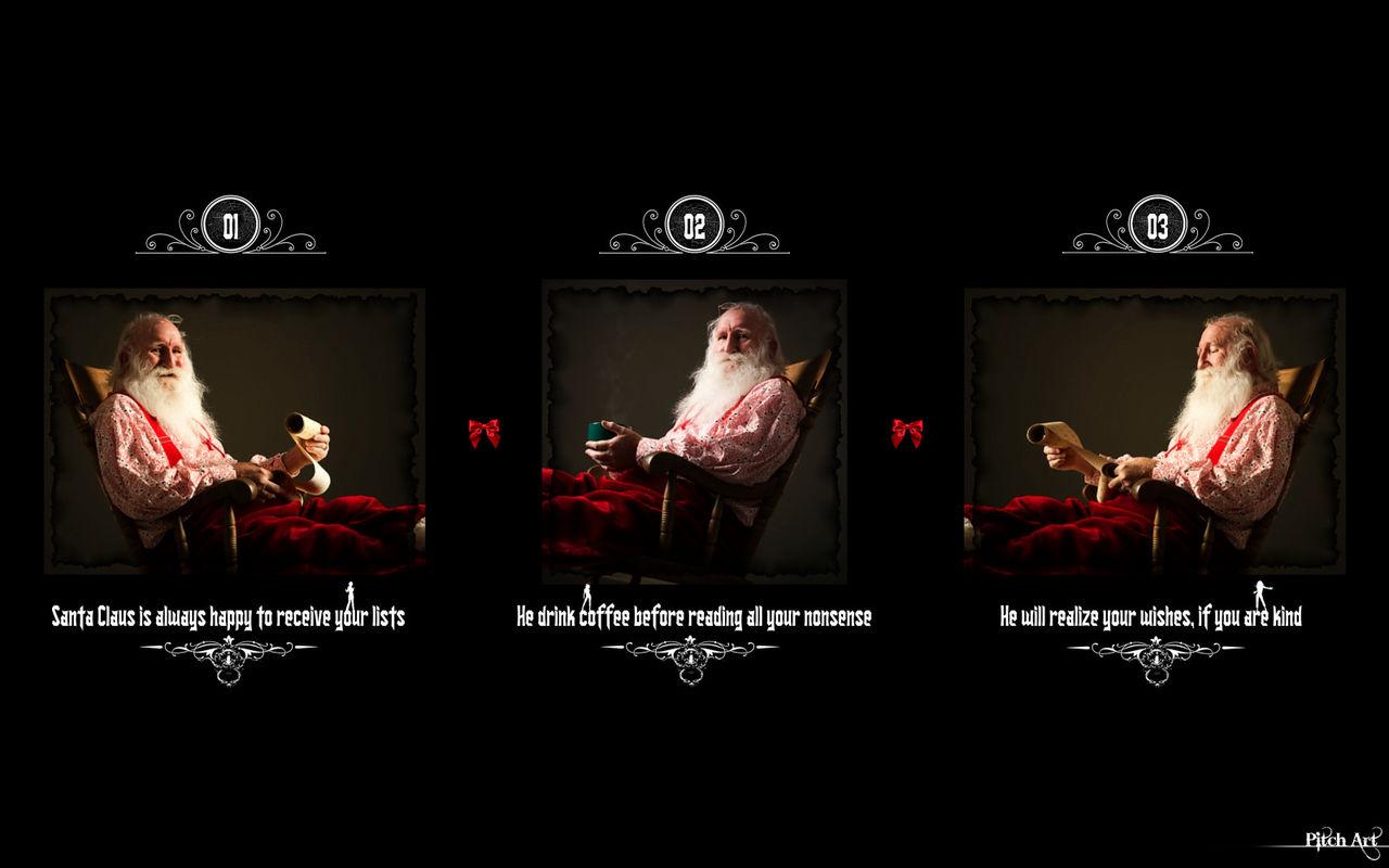 Studio Pitch Art The Santa Claus 1