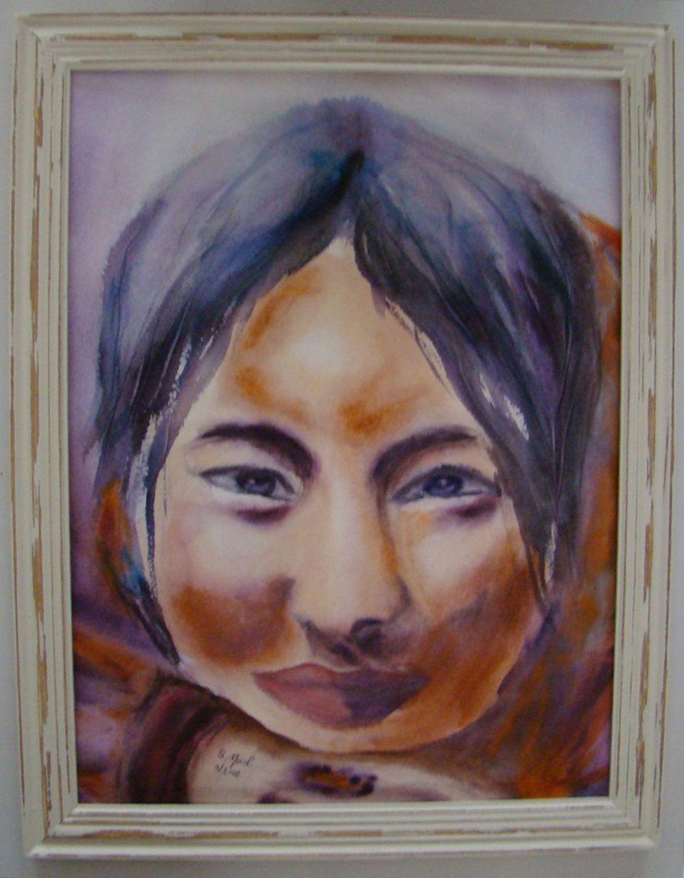 Sylviane MRL Tibétaine
