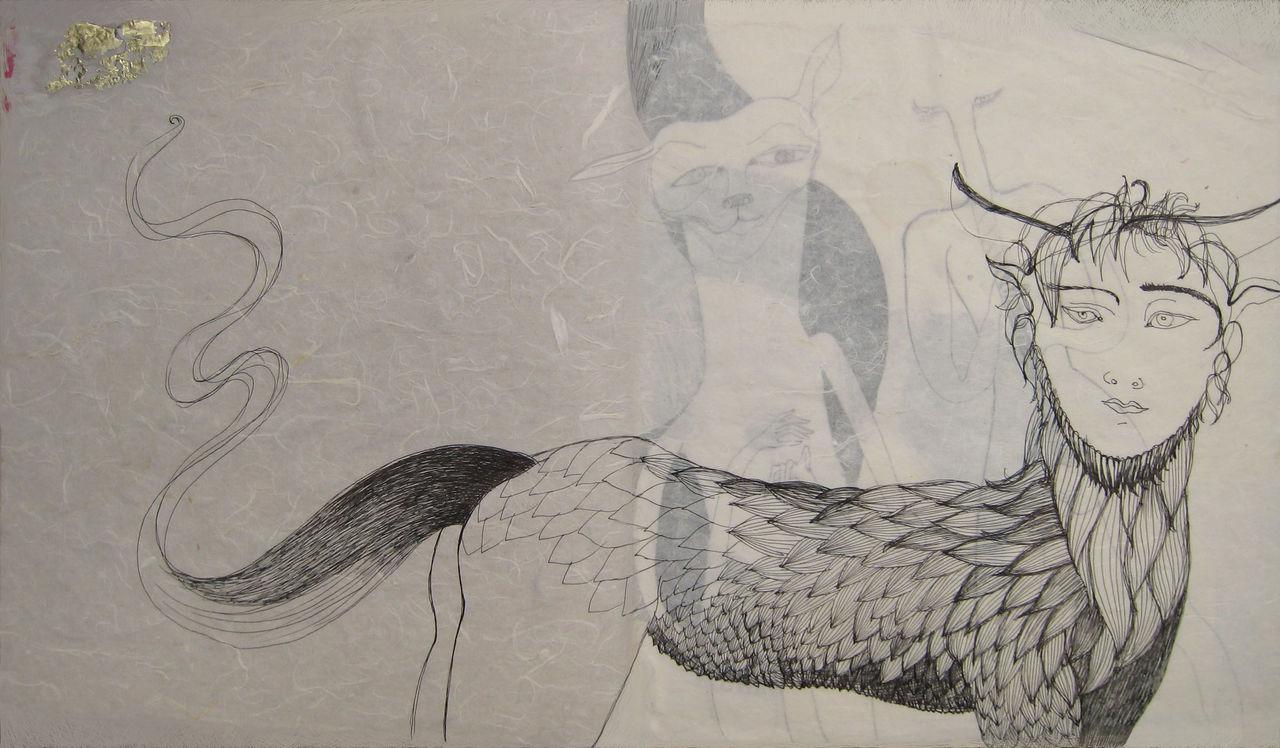 tainmont 1faunecentaure