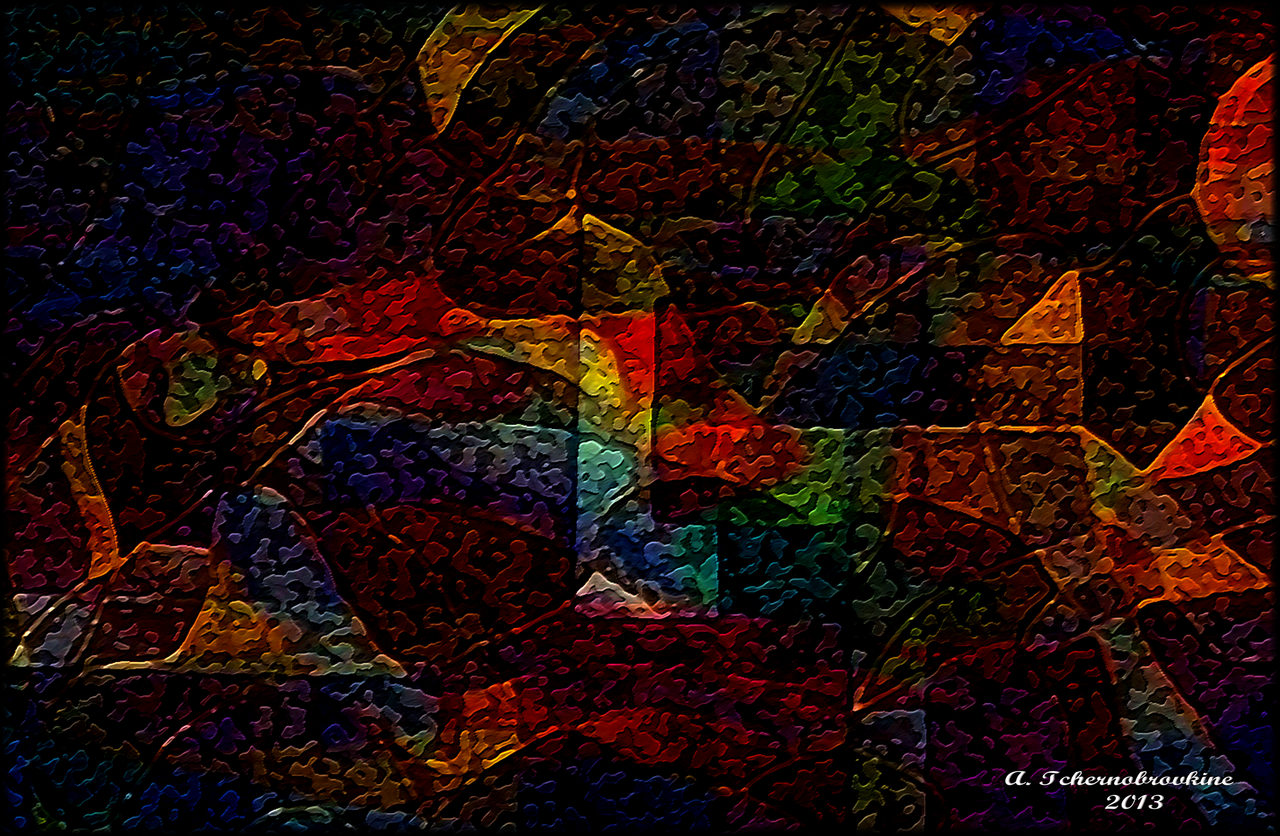TCHERNOBROVKINE Alexandre Composition n° 2