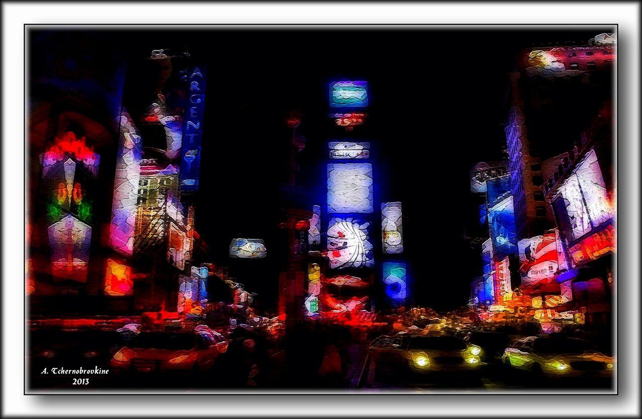 TCHERNOBROVKINE Alexandre New-York