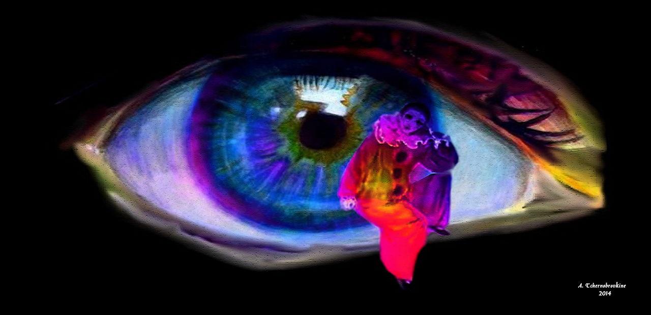 TCHERNOBROVKINE Alexandre L'oeil de Pierrot