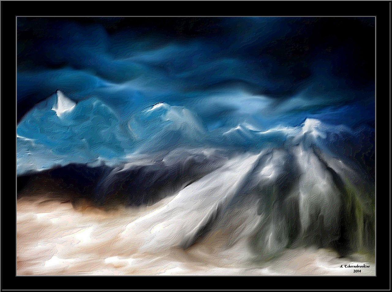 TCHERNOBROVKINE Alexandre Le glacier