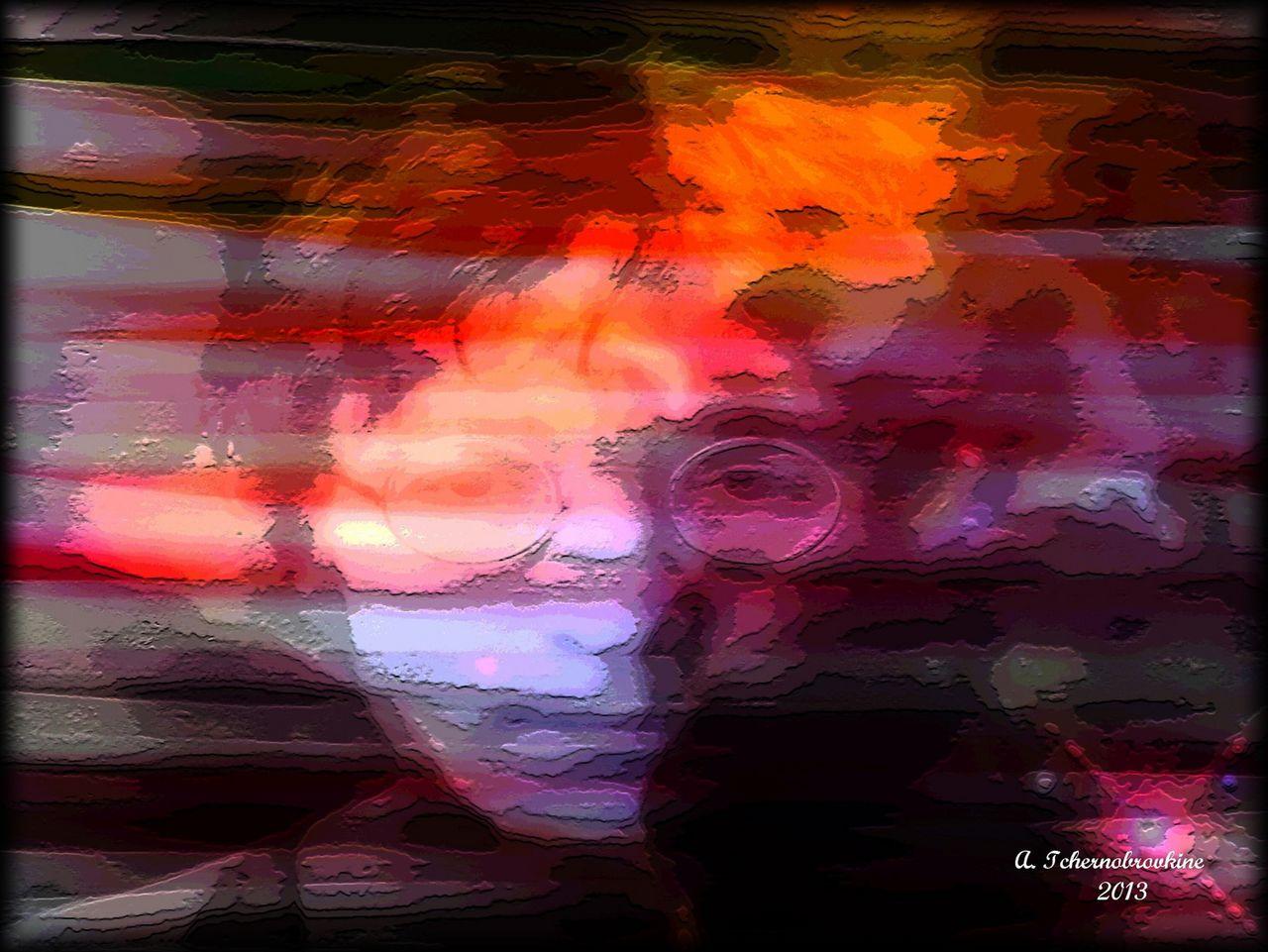 TCHERNOBROVKINE Alexandre John Lennon