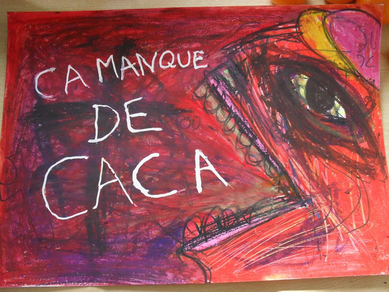 THECACA caca SDC15805