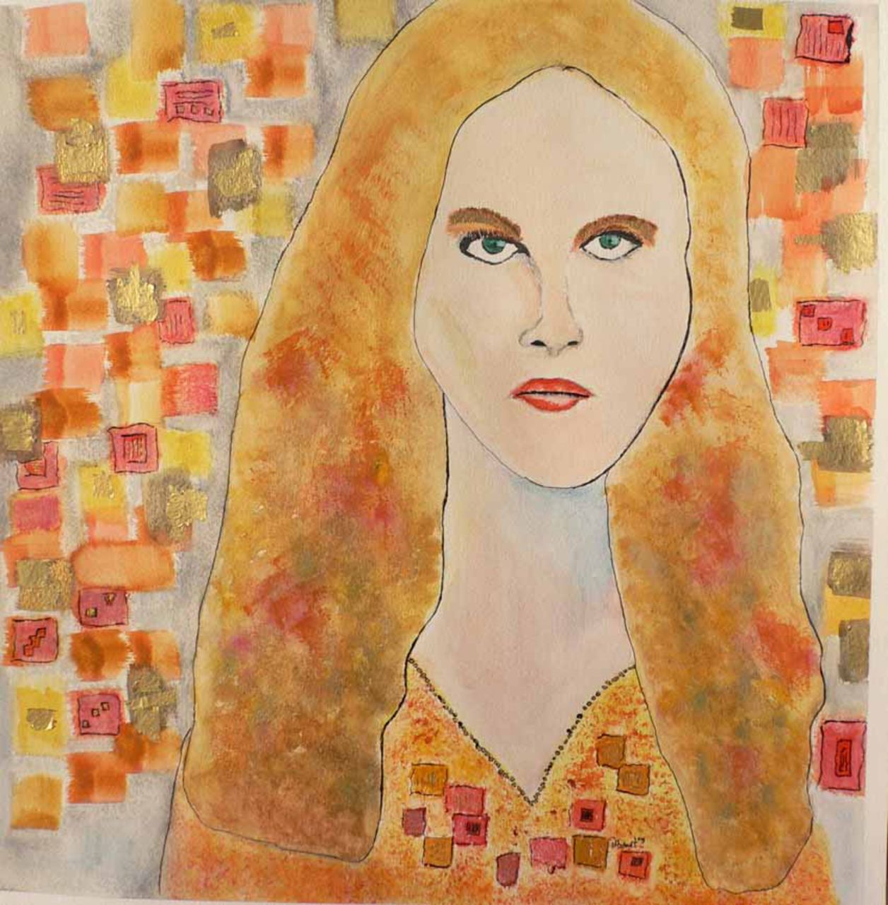 Valérie Bornet La dame de cuivre