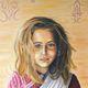 veronique AGUILLON - La petite fille du soleil