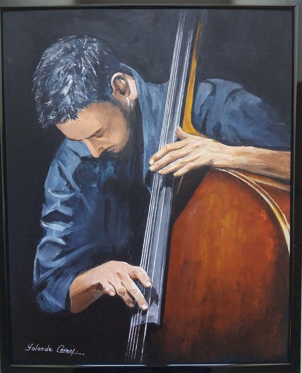 YolandedeComblesdeNayves bassiste