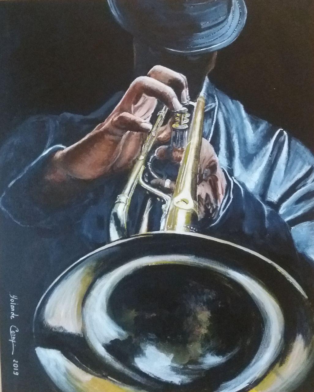 YolandedeComblesdeNayves trompettiste