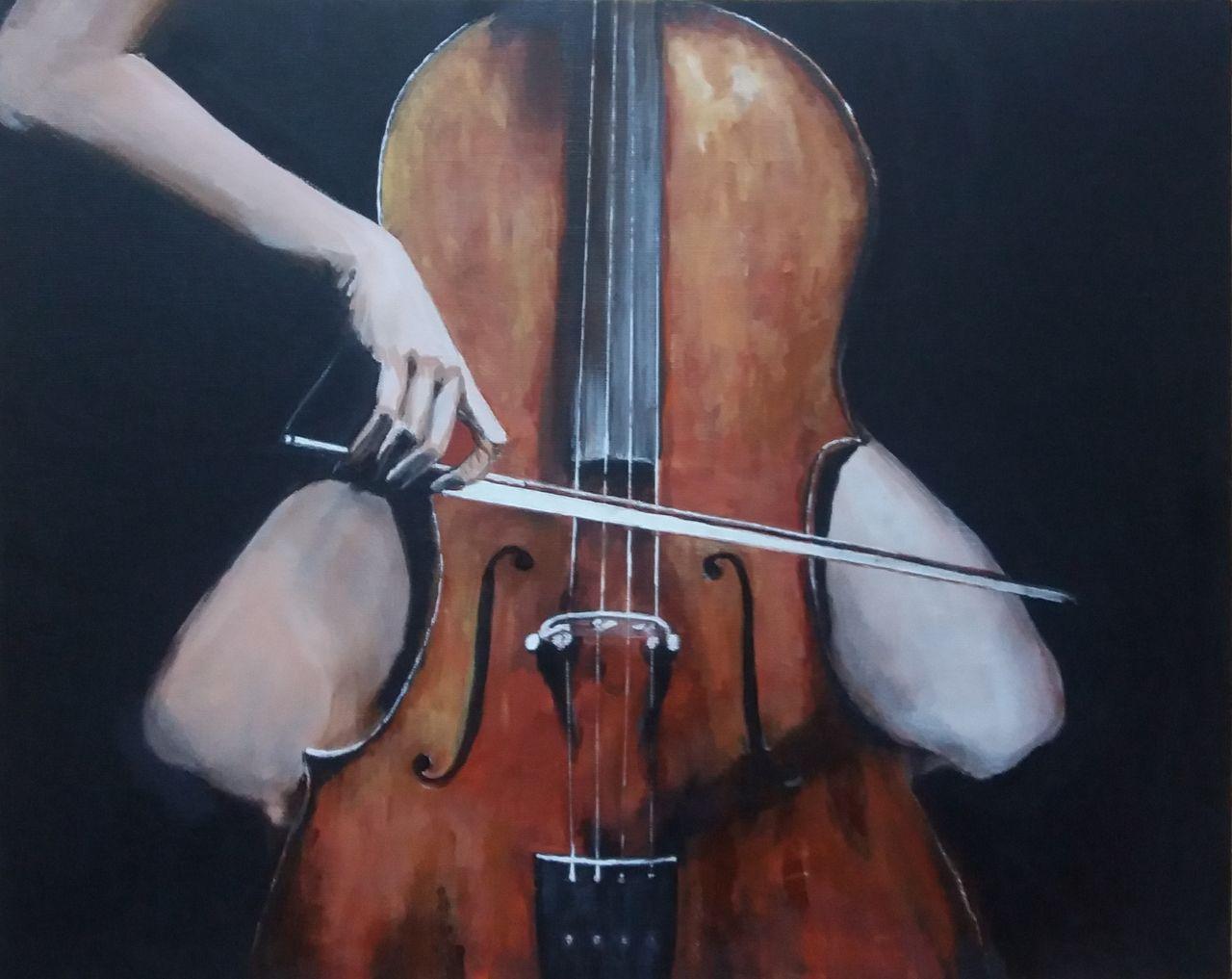 YolandedeComblesdeNayves violoncelliste