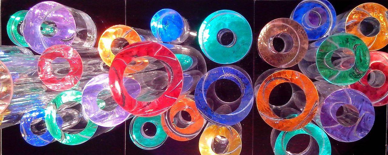 yves molac cercles aux couleurs