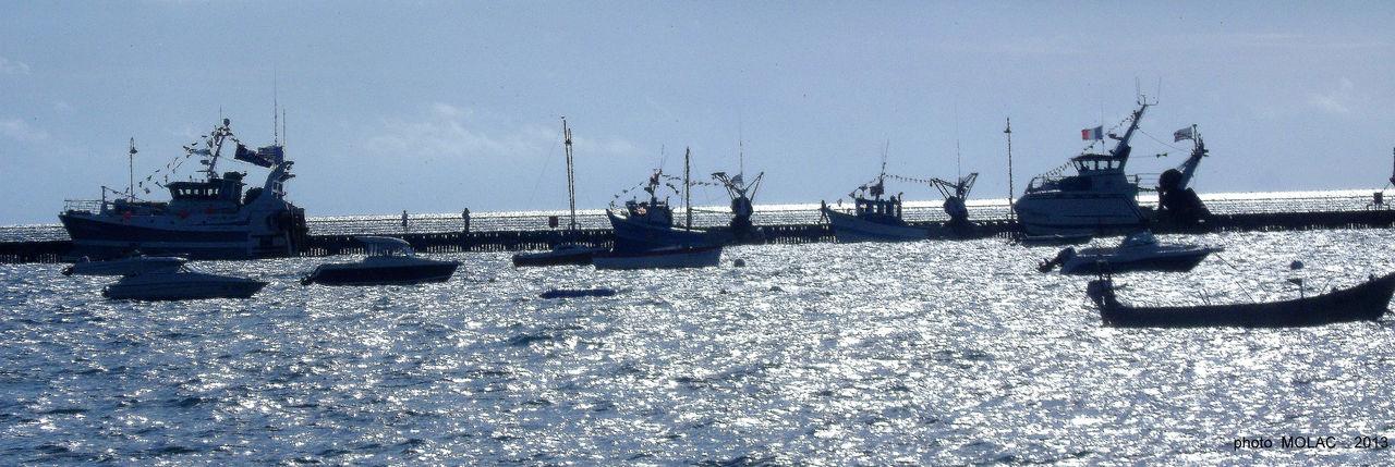 yves molac  haute mer au port de Cancale SAM_0167