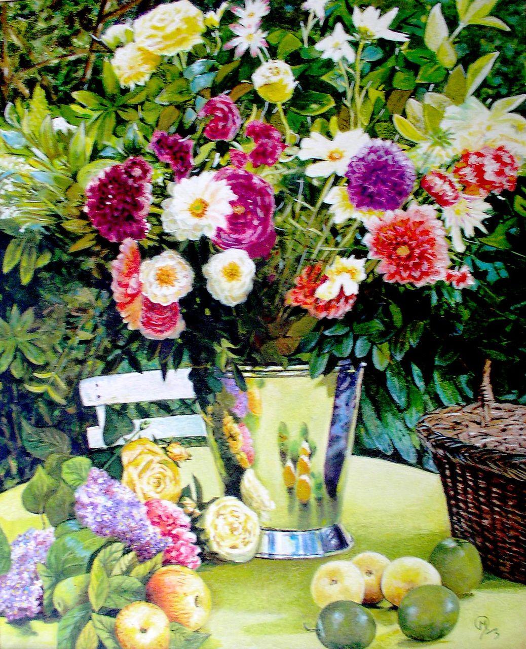 yves molac bouquet du jardin