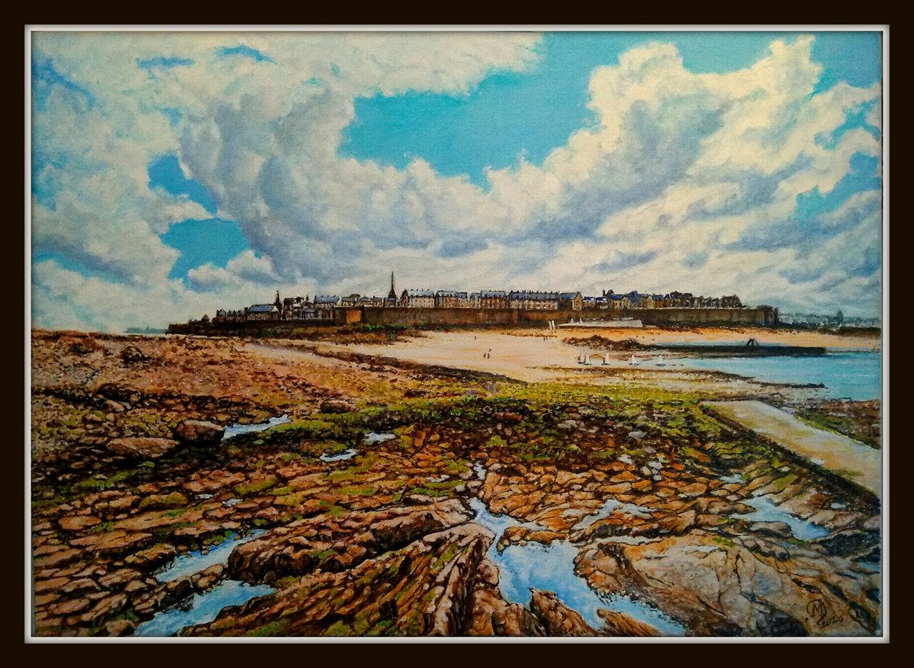 yves molac marée base St Malo
