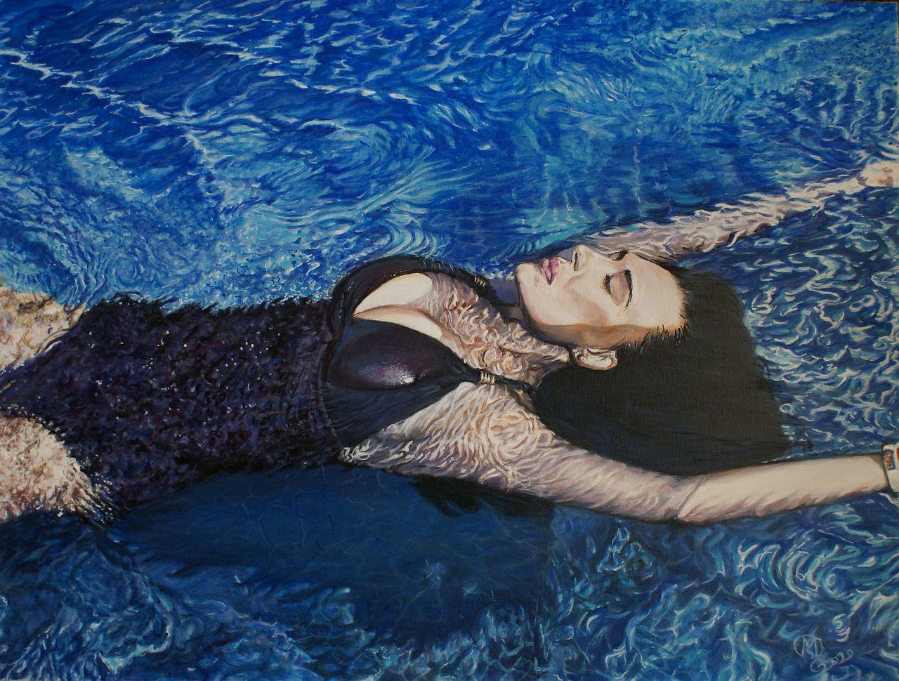 yves molac nageuse