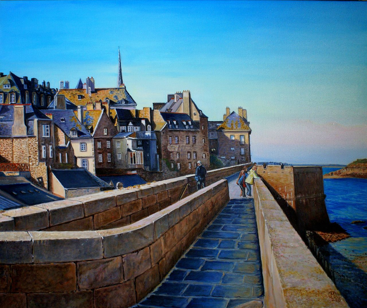 yves molac st Malo