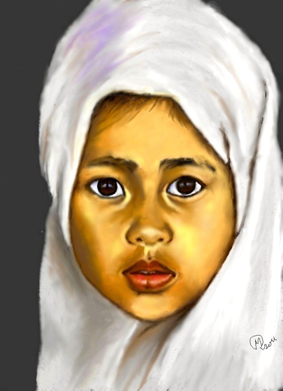 yves molac enfant marocain