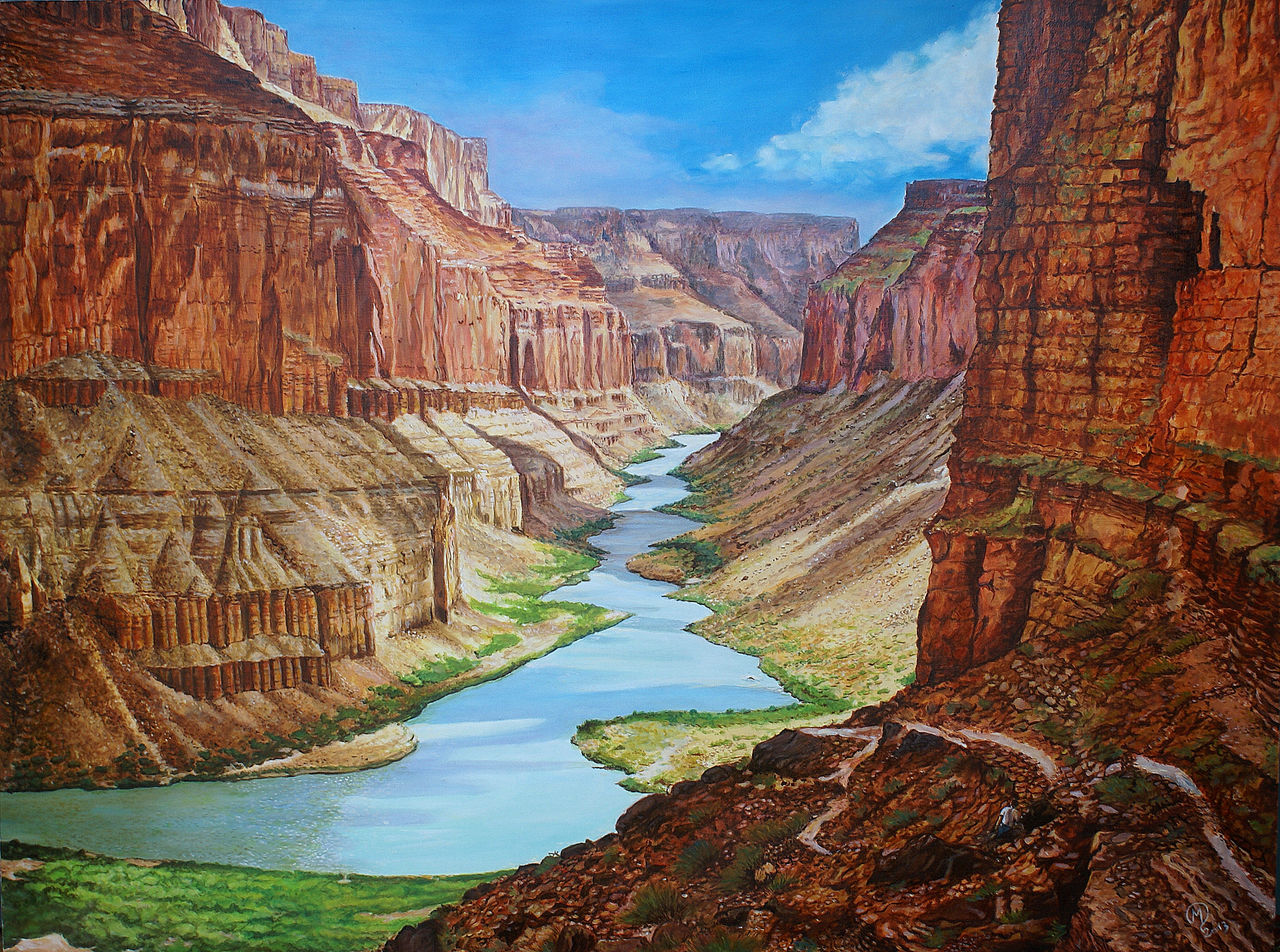 yves molac grand canyon