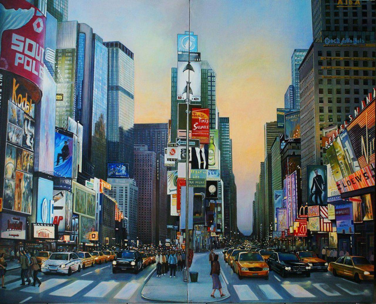 yves molac NY city