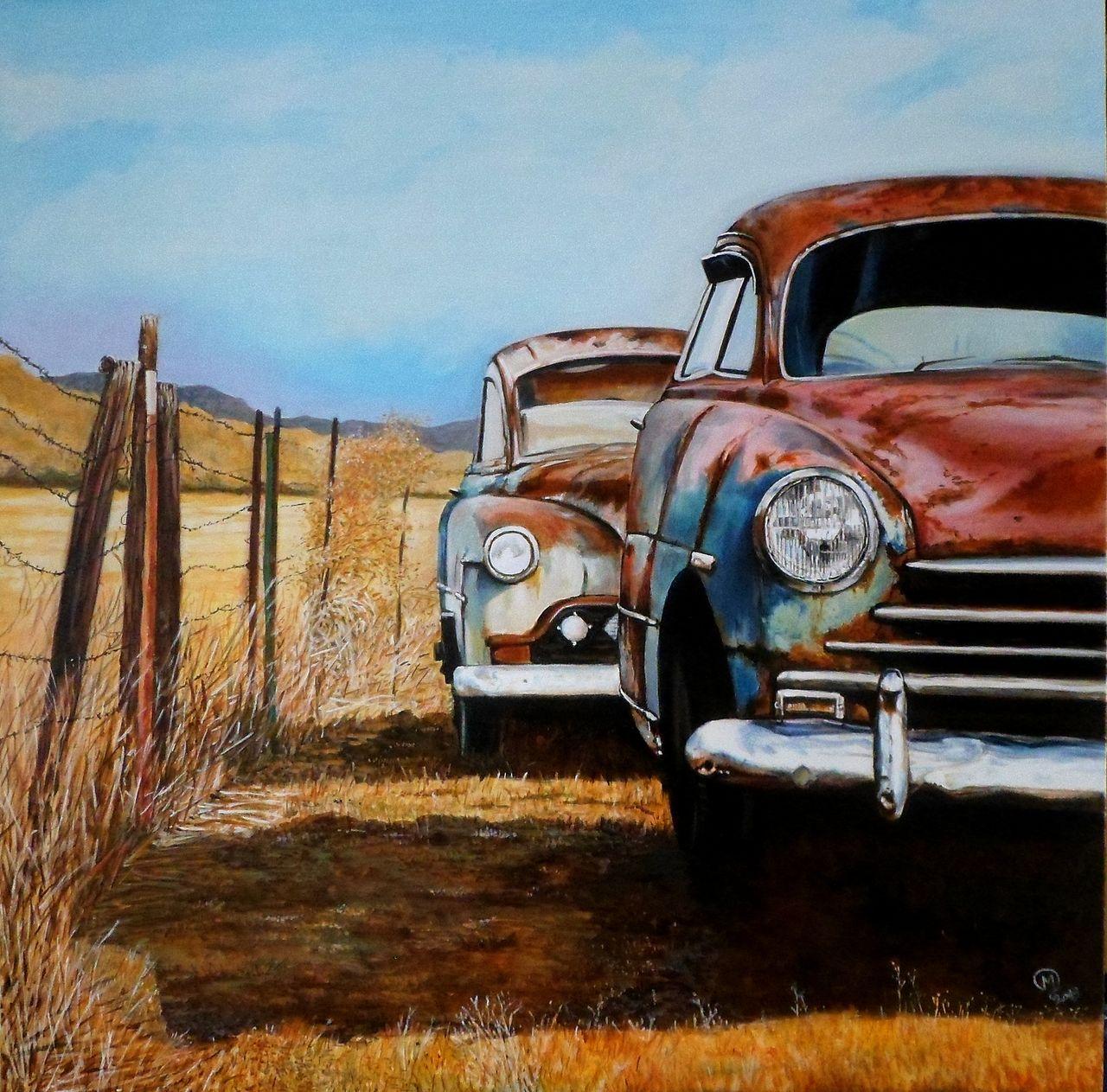 yves molac vieilles voitures  usa